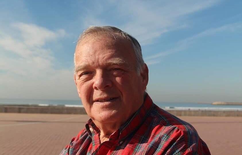 Dr Gordon Reece ~ 1940-2017